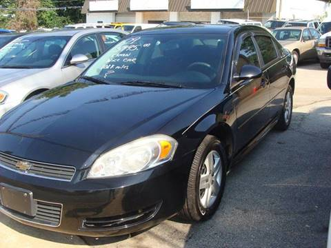 2010 Chevrolet Impala for sale in Folcroft, PA