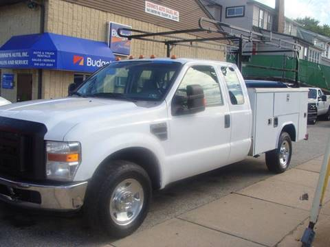 2008 Ford F-350 for sale in Folcroft, PA