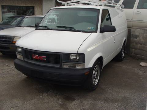 2004 GMC Safari Cargo for sale in Folcroft, PA