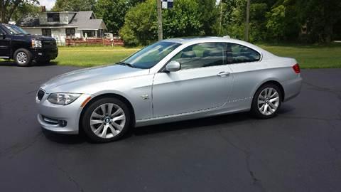 2012 BMW 3 Series for sale in Paw Paw, MI