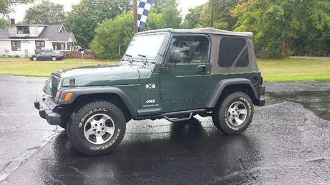 2003 Jeep Wrangler for sale in Paw Paw, MI