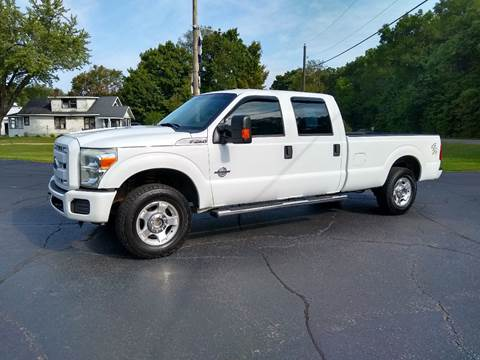 2011 Ford F-250 Super Duty for sale in Paw Paw, MI