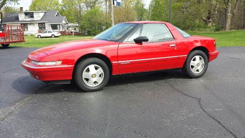 1990 Buick Reatta for sale in Paw Paw, MI