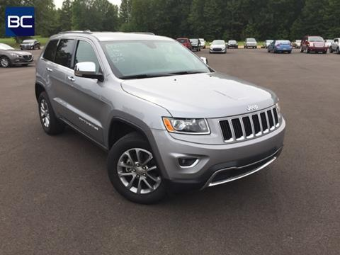 2016 Jeep Grand Cherokee for sale in Tupelo, MS