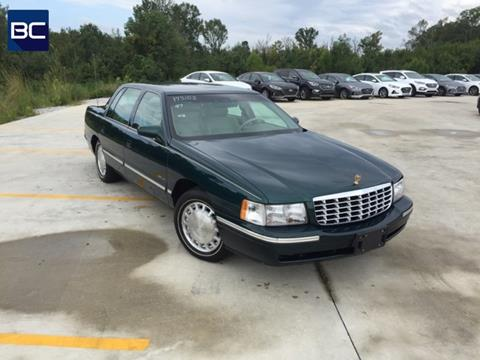 1997 Cadillac DeVille for sale in Tupelo, MS