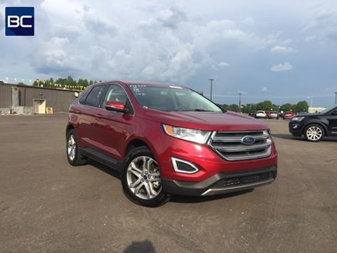 2017 Ford Edge for sale in Tupelo, MS