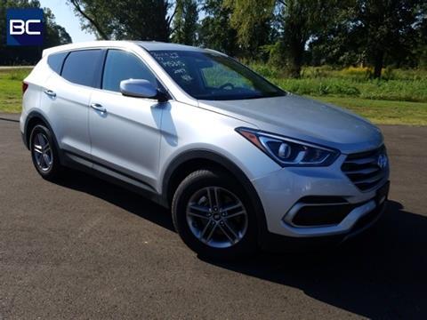 2017 Hyundai Santa Fe Sport for sale in Tupelo, MS