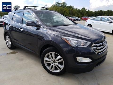 2016 Hyundai Santa Fe Sport for sale in Tupelo, MS