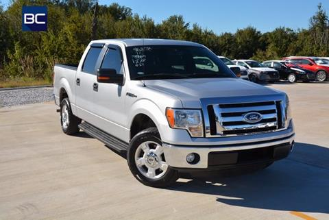 2011 Ford F-150 for sale in Tupelo, MS