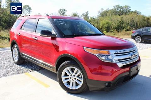 2012 Ford Explorer for sale in Tupelo, MS