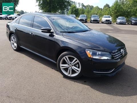 2015 Volkswagen Passat for sale in Tupelo, MS