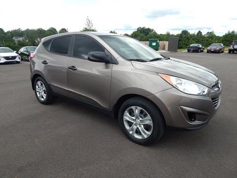 2012 Hyundai Tucson for sale in Tupelo, MS