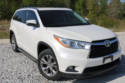Used Cars Tupelo Ms >> Used Toyota Highlander For Sale in Mississippi - Carsforsale.com