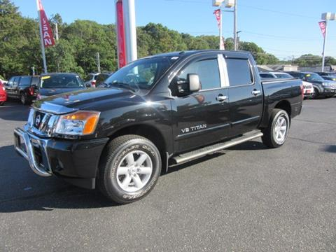 2014 Nissan Titan for sale in Patchogue, NY