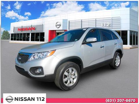 2013 Kia Sorento for sale in Patchogue, NY