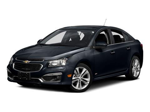 2016 Chevrolet Cruze Limited for sale in Patchogue, NY