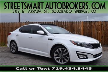 2014 Kia Optima for sale in Colorado Springs, CO