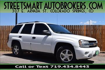 2006 Chevrolet TrailBlazer for sale in Colorado Springs, CO
