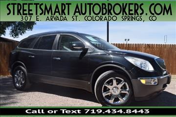 2008 Buick Enclave for sale in Colorado Springs, CO