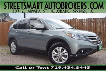 2012 Honda CR-V for sale in Colorado Springs, CO
