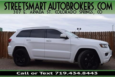 Jeep Grand Cherokee For Sale In Colorado Springs Co Carsforsale Com