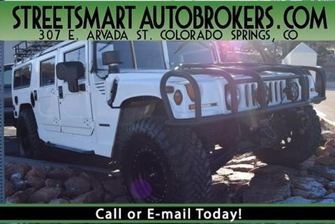 1996 AM General Hummer for sale in Colorado Springs, CO
