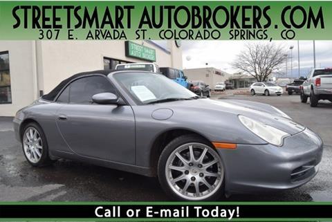2002 Porsche 911 for sale in Colorado Springs, CO