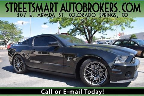 2012 Ford Shelby GT500 for sale in Colorado Springs, CO
