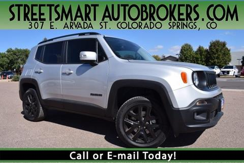 2017 Jeep Renegade for sale in Colorado Springs, CO