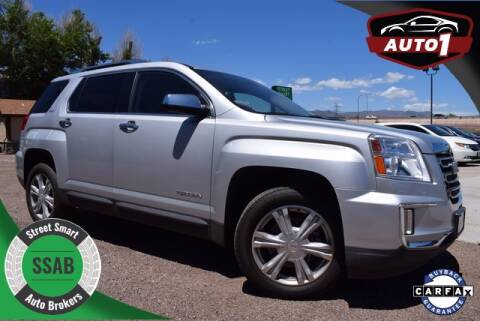 2017 GMC Terrain for sale at Street Smart Auto Brokers in Colorado Springs CO