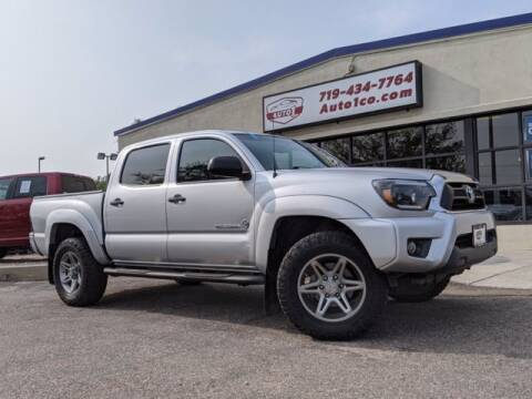 2013 Toyota Tacoma for sale at Street Smart Auto Brokers in Colorado Springs CO
