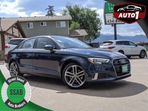 2017 Audi A3 for sale at Street Smart Auto Brokers in Colorado Springs CO