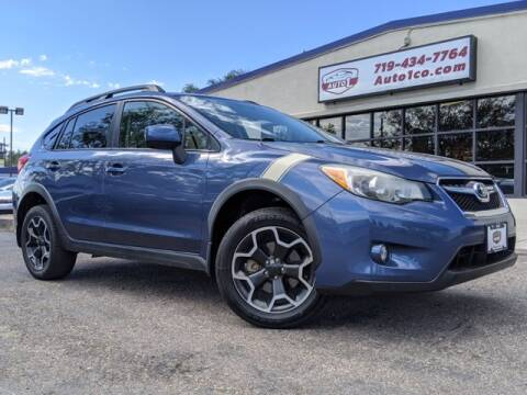 2013 Subaru XV Crosstrek for sale at Street Smart Auto Brokers in Colorado Springs CO