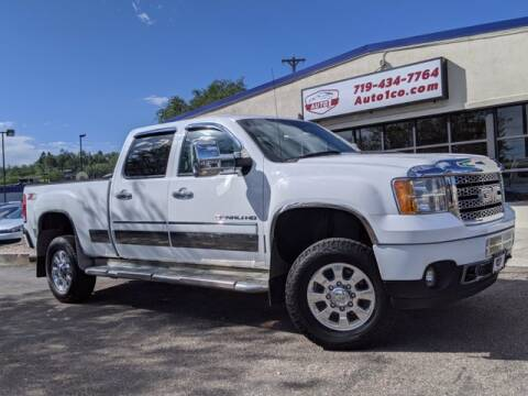 2013 GMC Sierra 2500HD for sale at Street Smart Auto Brokers in Colorado Springs CO