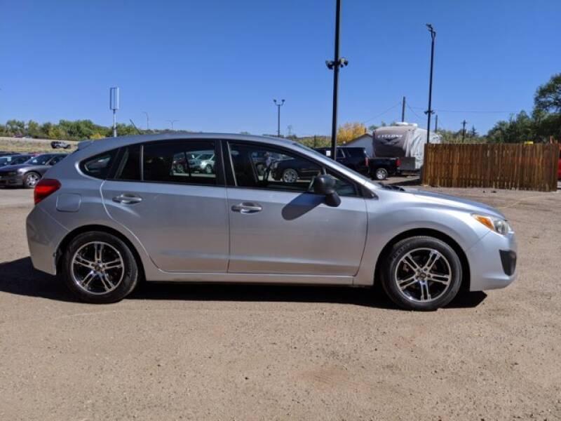 2012 Subaru Impreza for sale at Street Smart Auto Brokers in Colorado Springs CO