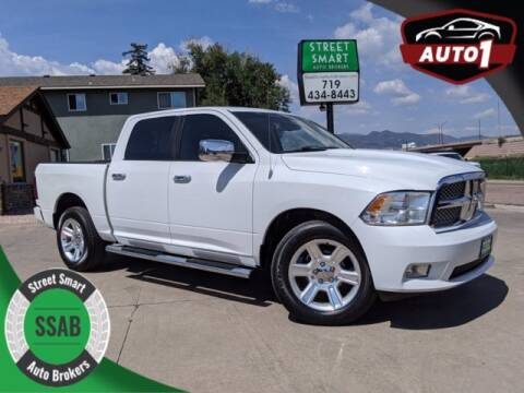 2012 RAM Ram Pickup 1500 for sale at Street Smart Auto Brokers in Colorado Springs CO