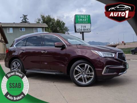 2017 Acura MDX for sale at Street Smart Auto Brokers in Colorado Springs CO