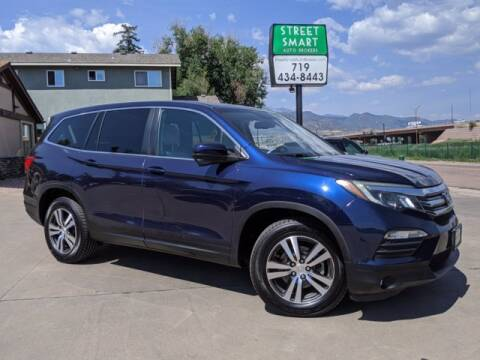 2016 Honda Pilot for sale at Street Smart Auto Brokers in Colorado Springs CO