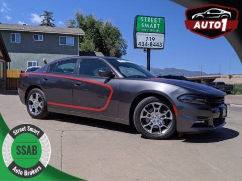 2016 Dodge Charger for sale at Street Smart Auto Brokers in Colorado Springs CO
