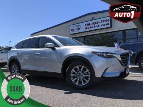 2018 Mazda CX-9 for sale at Street Smart Auto Brokers in Colorado Springs CO