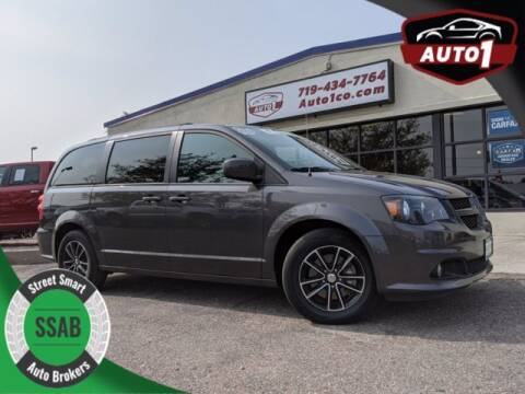 2019 Dodge Grand Caravan for sale at Street Smart Auto Brokers in Colorado Springs CO