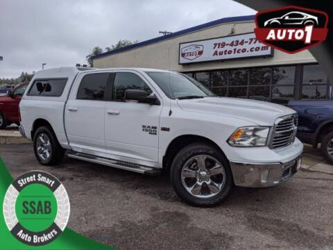 2019 RAM Ram Pickup 1500 Classic for sale at Street Smart Auto Brokers in Colorado Springs CO