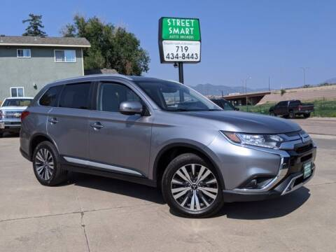 2019 Mitsubishi Outlander for sale at Street Smart Auto Brokers in Colorado Springs CO