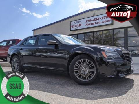 2014 Chrysler 300 for sale at Street Smart Auto Brokers in Colorado Springs CO