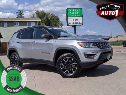 2019 Jeep Compass for sale at Street Smart Auto Brokers in Colorado Springs CO