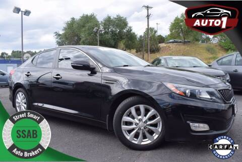2014 Kia Optima for sale at Street Smart Auto Brokers in Colorado Springs CO