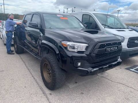 2017 Toyota Tacoma for sale at Street Smart Auto Brokers in Colorado Springs CO