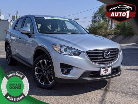 2016 Mazda CX-5 for sale at Street Smart Auto Brokers in Colorado Springs CO