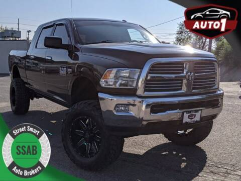 2014 RAM Ram Pickup 2500 for sale at Street Smart Auto Brokers in Colorado Springs CO