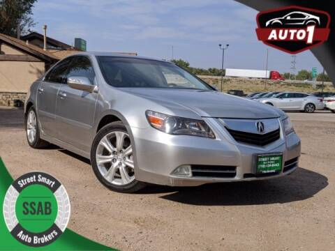 2009 Acura RL for sale at Street Smart Auto Brokers in Colorado Springs CO